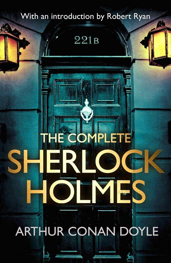 books for introverts complete sherlock holmes