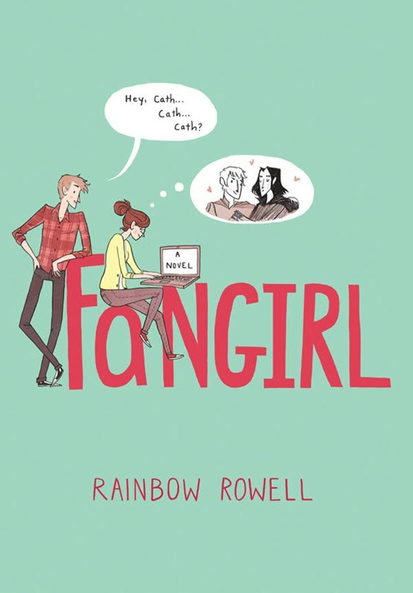 books for introverts fangirl