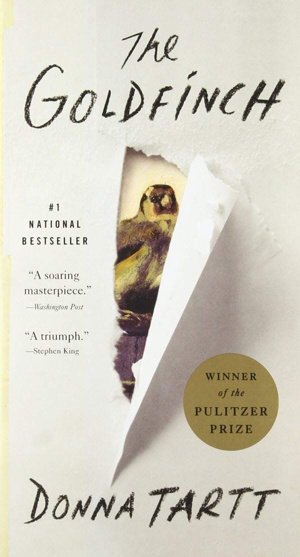 books for introverts goldfinch