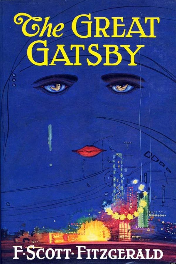 books for introverts the great gatsby