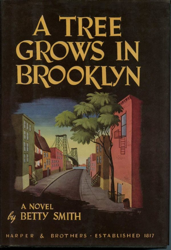 books for introverts tree grows brooklyn