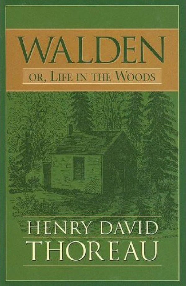 books for introverts walden