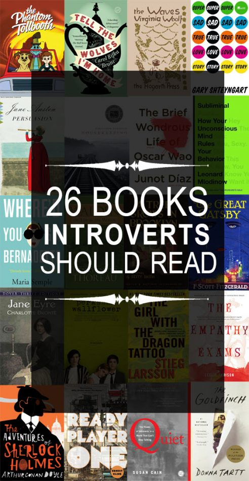books introverts should read books for introverts