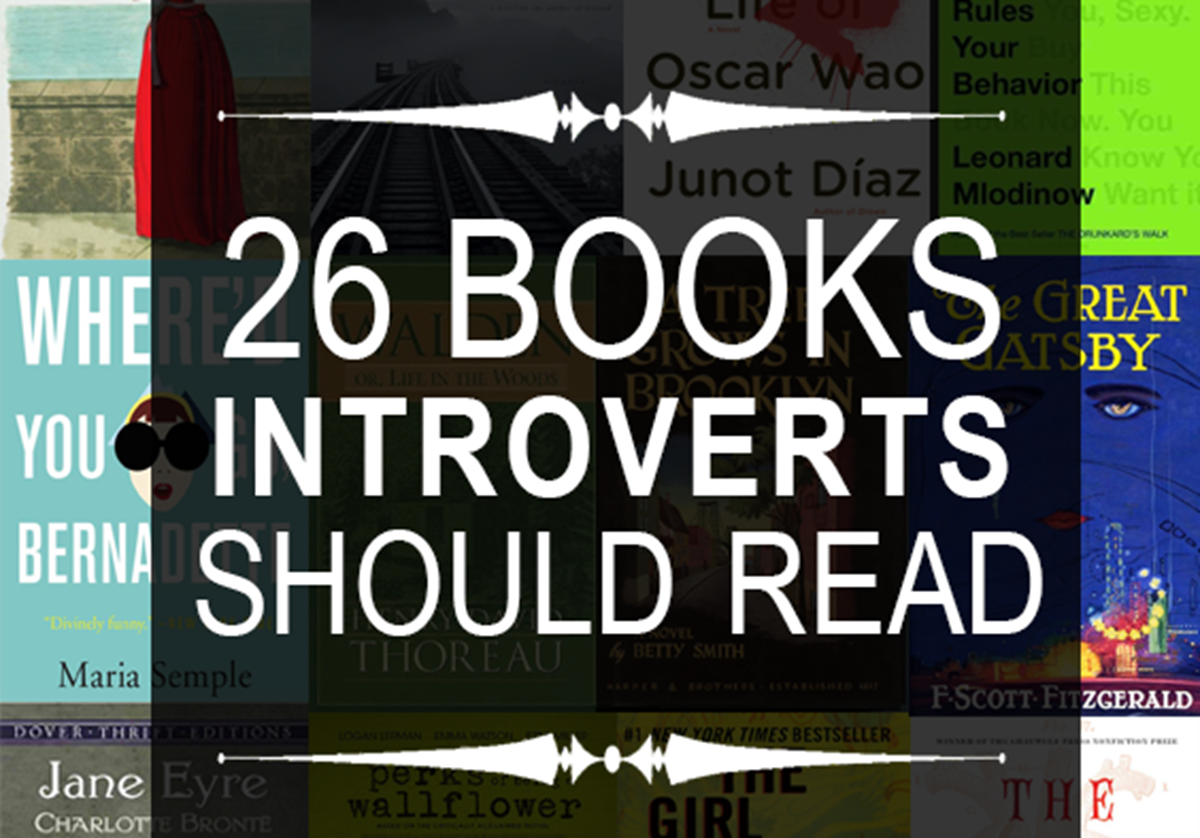 26 Books For Introverts That Will Totally Speak To Your Introverted Soul