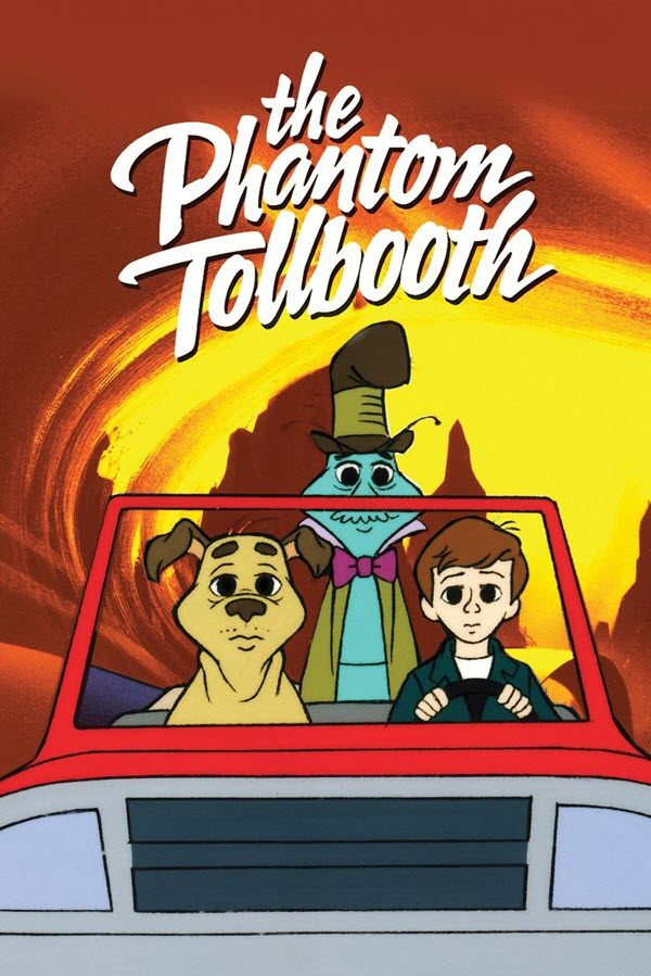 books introverts should read phantom tollbooth