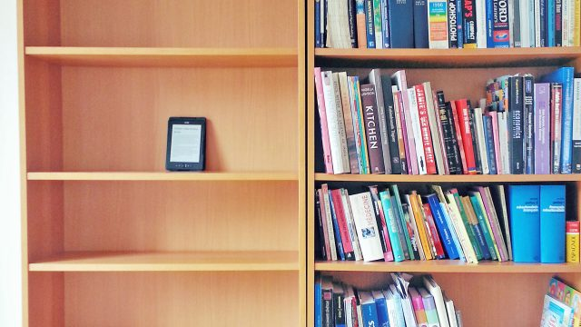 Do It Old School: Why We Prefer Printed Books Over Digital Books