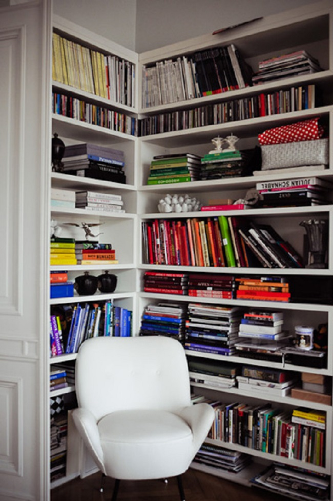 Bookworm Organization: Save Space And Arrange Your Books By Size