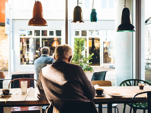 Order Me A Mocha For Here! 5 Perfect Coffee Shop Reads