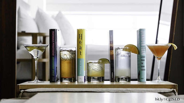 Literature And Libations: 6 Top Bookstore Bars From Around The World