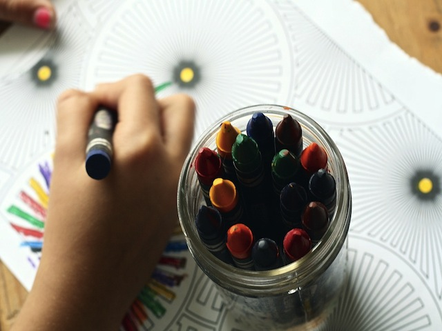 5 Creative Coloring Books For Raising Innovative, 'Out Of The Box' Children