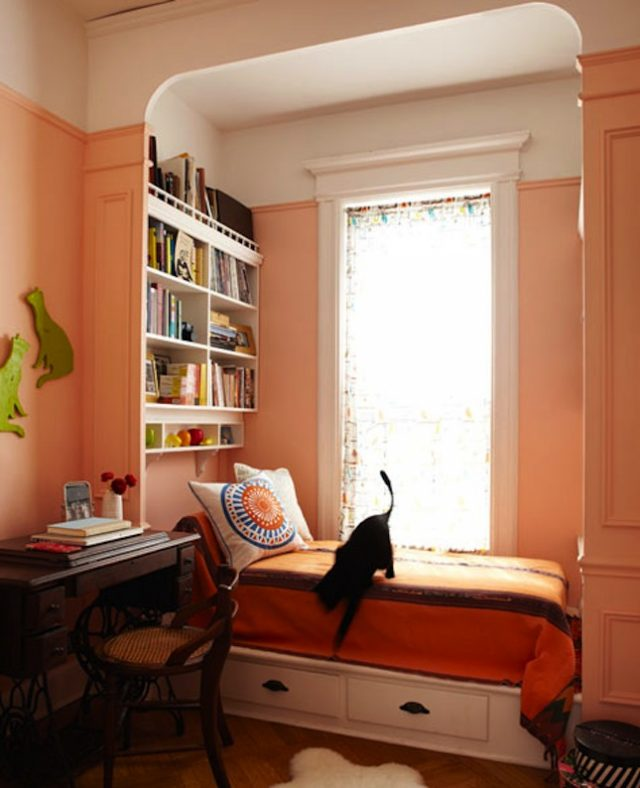 7 Tips For Building Your Own Reading Nook