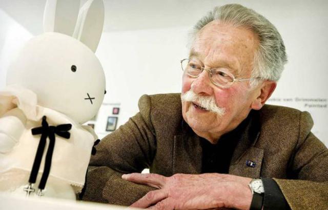 'Miffy' Creator Dick Bruna Dies At Age 89