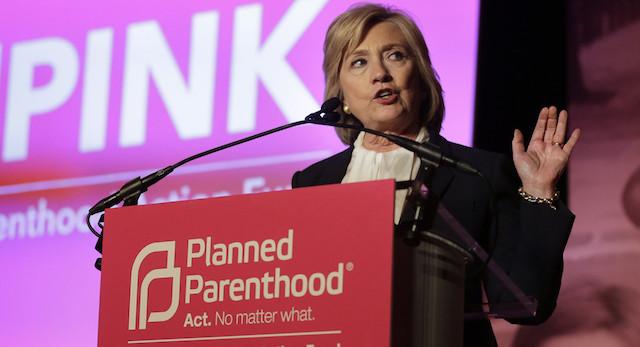 We Could Be Heading Towards A 'Handmaid's Tale' World, Warns Hillary Clinton