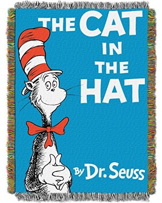 dr-seuss-cat-book-cover-tapestry-throw-by-the-northwest-company-46-by-60