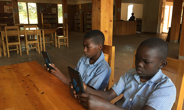 'E' For Empowerment: E-Readers In Rwanda