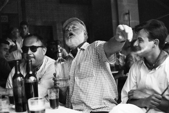 Pour Yourself A Drink! 5 Of Our Favorite Literary