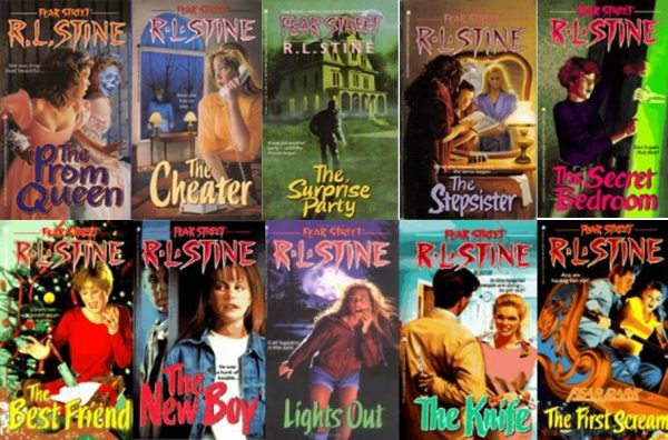 childhood books