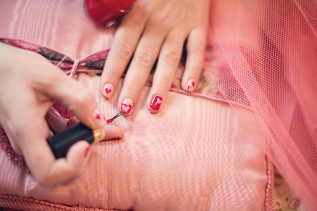 Nail Art For Bookworms: 17 Manicures That Will Make You Put Down Your Book And Head To The Salon