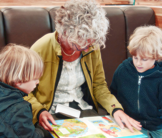Read Me A Story (Part 1): 12 Picture Books To Read With Your Grandkids