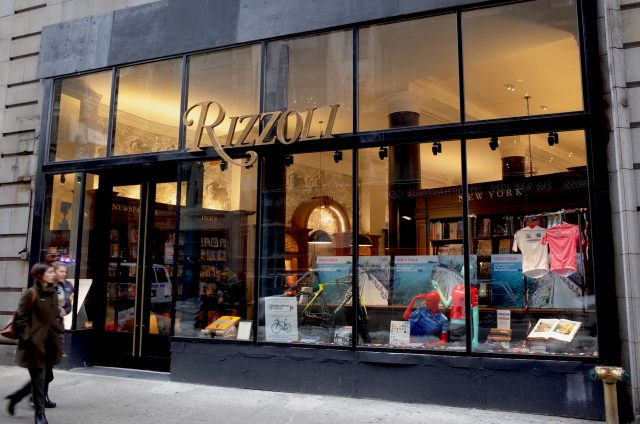 VIDEO: A Look Back At Rizzoli Bookstore