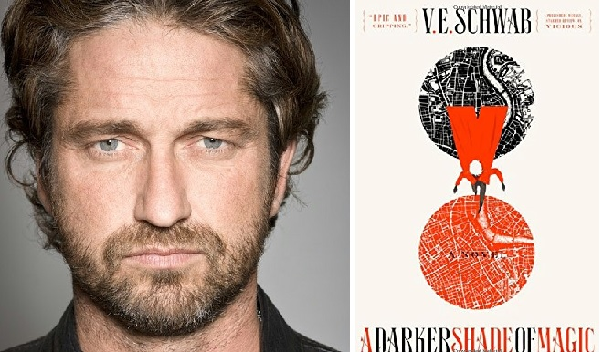 'A Darker Shade of Magic' Eyed For TV With Gerard Butler Set To Produce