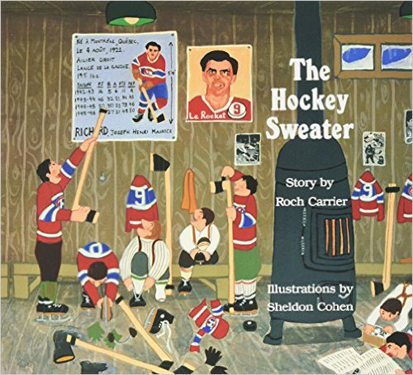 hockey sweater