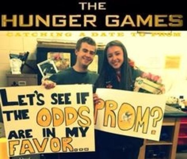 bookish prom proposals