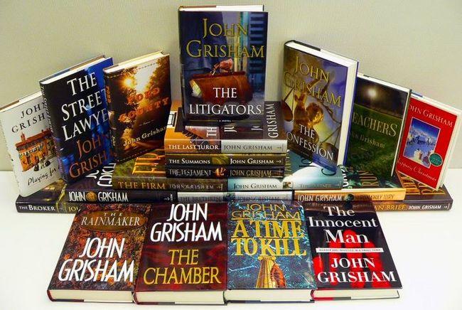 New John Grisham Novel Breaks Into The World Of The Heist Thriller