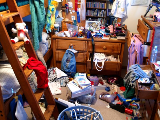 Where The Heck Did I Leave My Keys? 5 Books For Incredibly Messy People