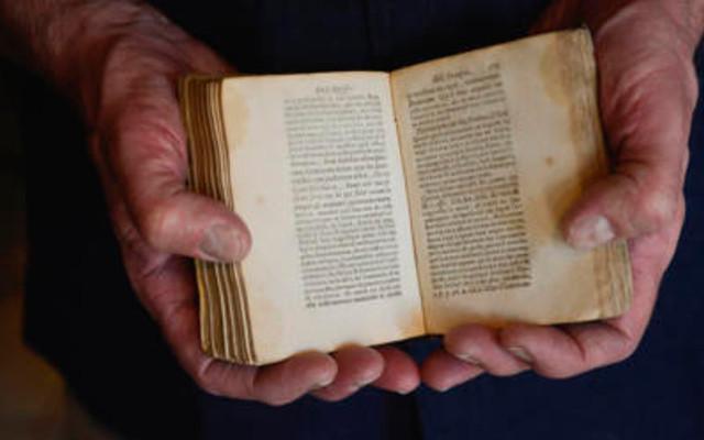 The Historic Book Collection Of One Rio Rancho Man