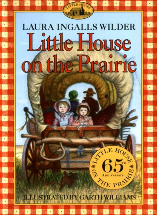 SOURCE: LITTLE HOUSE ON THE PRAIRIE