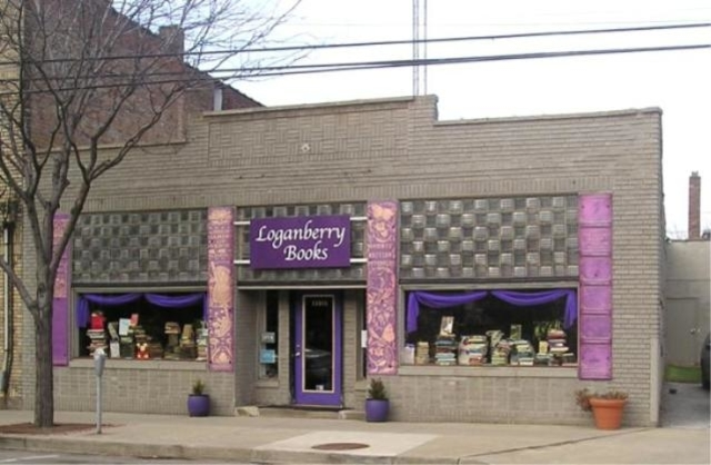 Cleveland's Loganberry Books Turns Books By Male Authors Backwards For Women's History Month