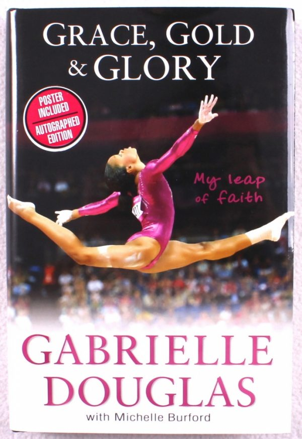 main_1-Gabrielle-Douglas-Signed-Grace-Gold-Glory-First-Edition-Hardback-Book-Premiere-COA-PristineAuction.com