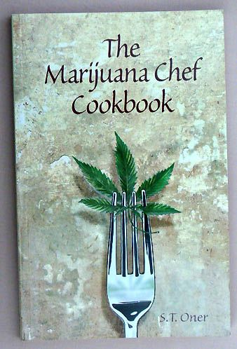 weed cookbooks