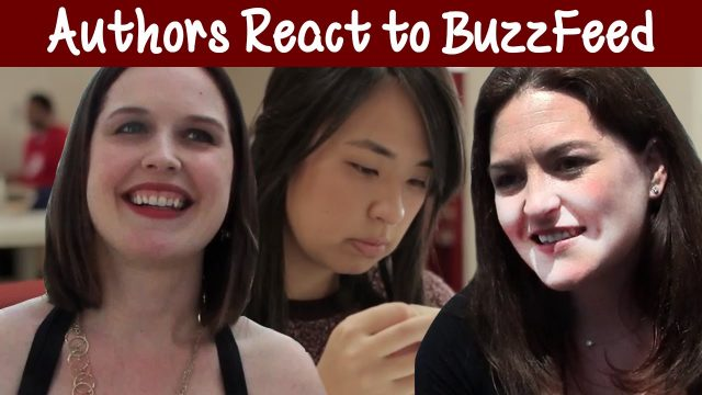 VIDEO: Young Adult Authors React To BuzzFeed Books