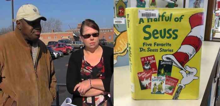 VIDEO: Couple Faces Jail Over Lost Dr. Seuss Library Book