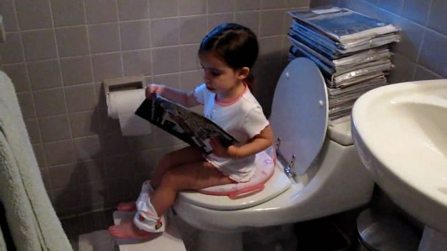 Taking Care Of Business: 8 Books Perfect For Fun Bathroom Reading