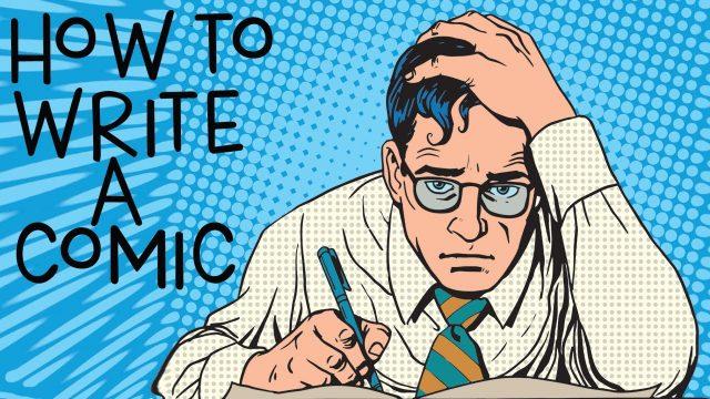 VIDEO: How To Write Comic Books!