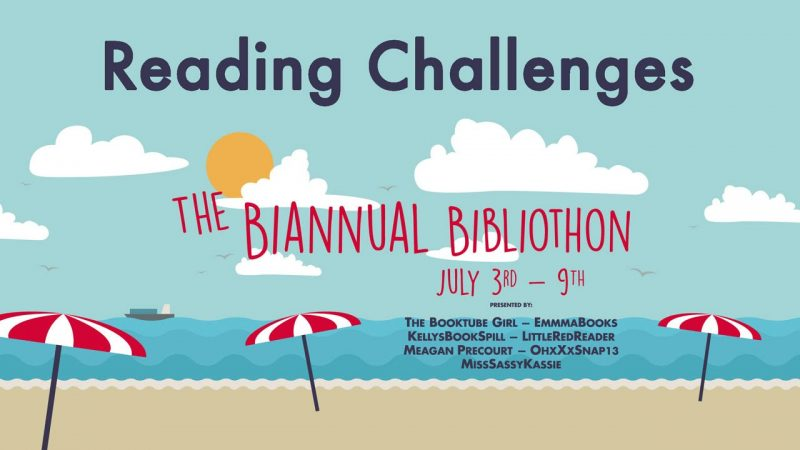 Biannual Summer Bibliothon 2016