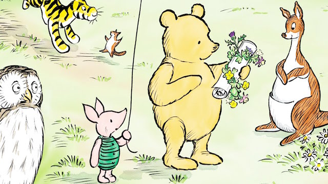 China Is Banning 'Winnie The Pooh' And Other Popular Children's Books