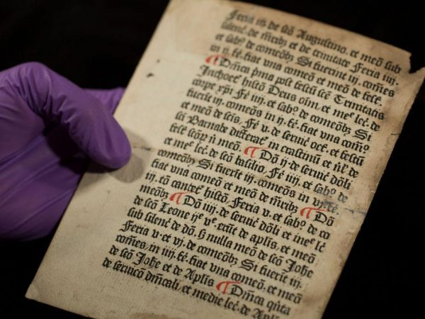 first book printed in England