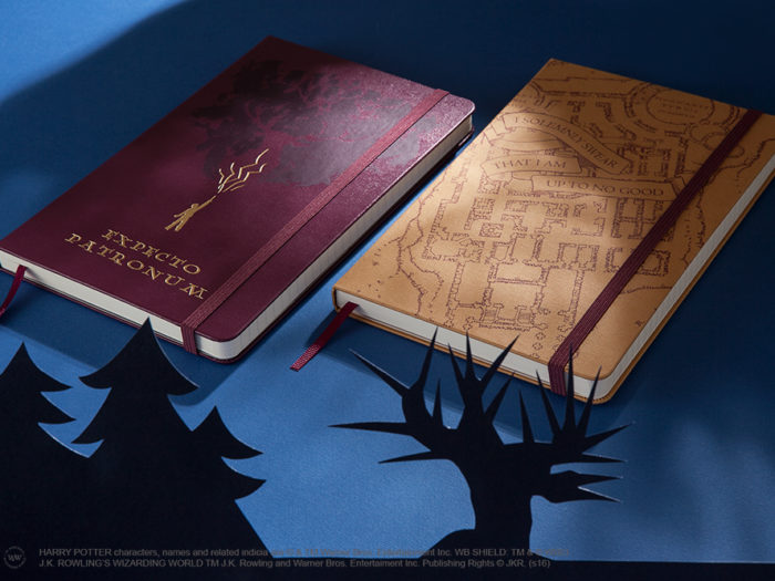 Enchanting Journaling: Inside The Magical New 'Harry Potter' Themed Journals