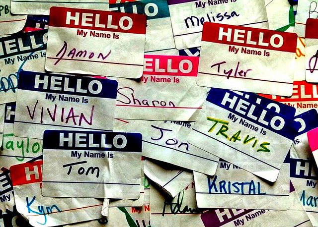 What's Your Name? Part 2: Authors With Identity Crisis