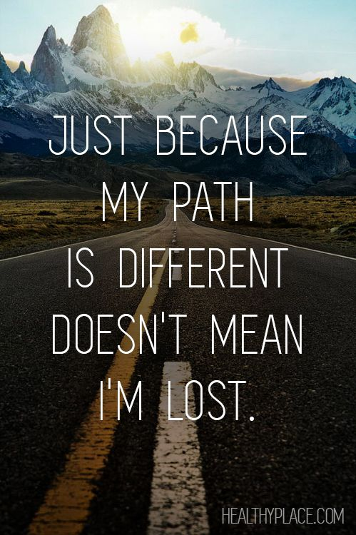 my-path-is-different-life-daily-quotes-sayings-pictures