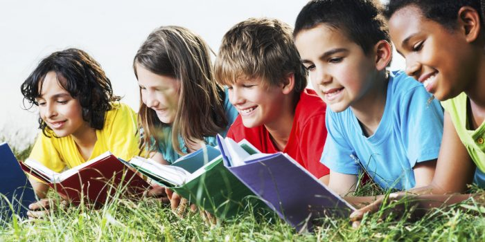 5 Book Series That Can Inspire Children to Read