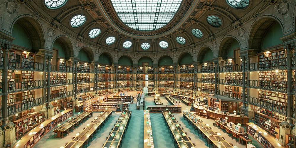 VIDEO: The Top Ten Most Beautiful Libraries in the World