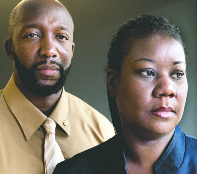 The Boy Who Started A Movement: Trayvon Martin's Parents Sign Book Deal