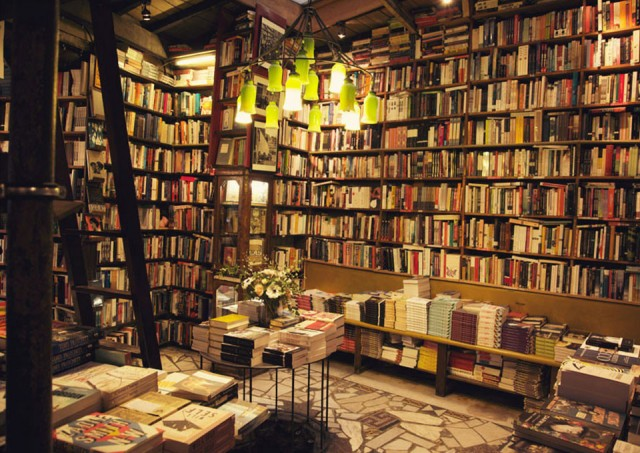 21 Books For People Who Love Bookstores