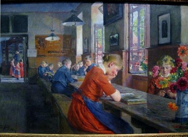 orphanage Lubeck
