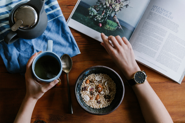 5 Literary Inspired Comfort Foods To Indulge Yourself In This Fall